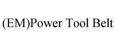 (EM)POWER TOOL BELT