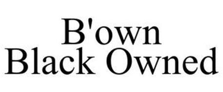B'OWN BLACK OWNED