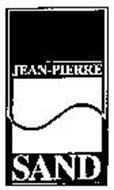 JEAN-PIERRE SAND