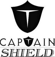 T CAPTAIN SHIELD