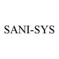 SANI-SYS