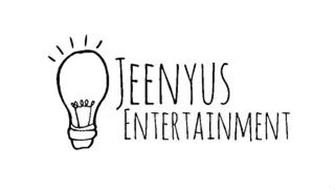 JEENYUS ENTERTAINMENT
