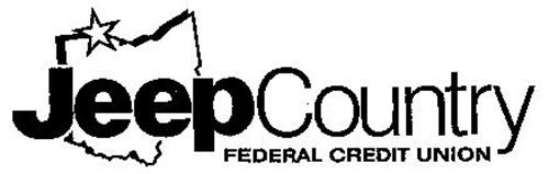 Jeep Credit Union >> Jeep Country Federal Credit Union Trademark Of Jeep Country Federal