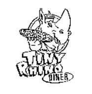 TRISH TINY RHINO DINER