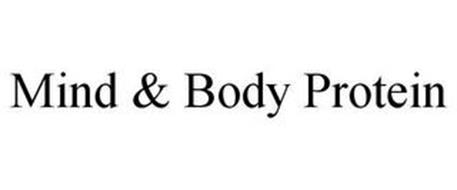 MIND & BODY PROTEIN