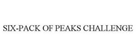 SIX-PACK OF PEAKS CHALLENGE