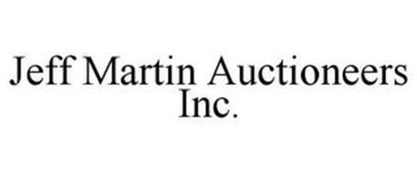JEFF MARTIN AUCTIONEERS INC.