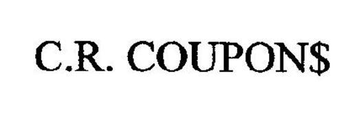 C.R. COUPON$