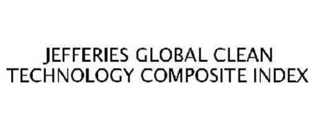 JEFFERIES GLOBAL CLEAN TECHNOLOGY COMPOSITE INDEX