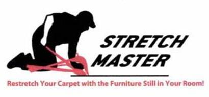 STRETCH MASTER RESTRETCH YOUR CARPET WITH THE FURNITURE STILL IN YOUR ROOM!