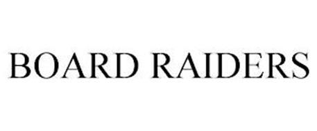 BOARD RAIDERS