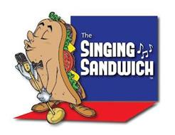 THE SINGING SANDWICH