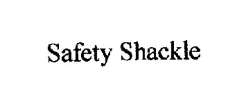 SAFETY SHACKLE