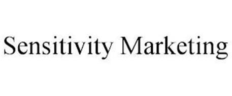 SENSITIVITY MARKETING