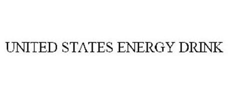 UNITED STATES ENERGY DRINK