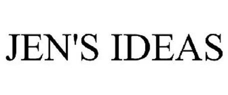 JEN'S IDEAS