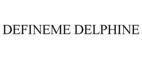 DEFINEME DELPHINE
