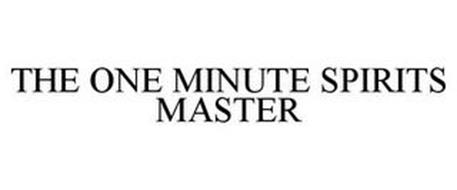 THE ONE MINUTE SPIRITS MASTER