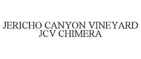 JERICHO CANYON VINEYARD JCV CHIMERA