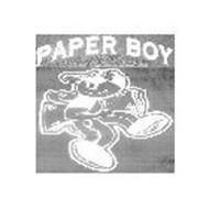PAPER BOY