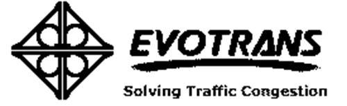 EVOTRANS SOLVING TRAFFIC CONGESTION
