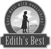 EDITH'S BEST: GOES WELL WITH EVERYTHING!