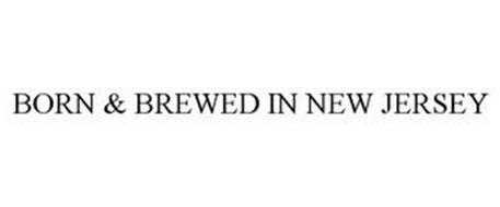 BORN & BREWED IN NEW JERSEY