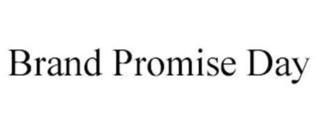 BRAND PROMISE DAY