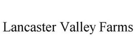 LANCASTER VALLEY FARMS
