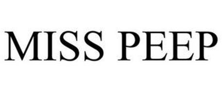 MISS PEEP