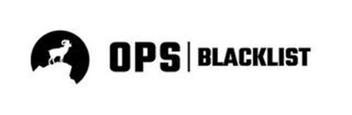 OPS BLACKLIST