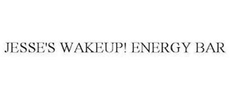 JESSE'S WAKEUP! ENERGY BAR