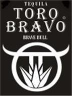 TEQUILA TORO BRAVO BRAVE BULL