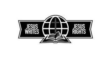 JESUS WRITES JESUS RIGHTS