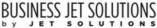 BUSINESS JET SOLUTIONS BY JET SOLUTIONS