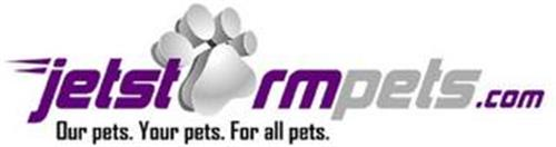 JETST RMPETS.COM OUR PETS. YOUR PETS. FOR ALL PETS.