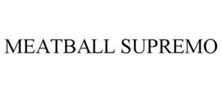 MEATBALL SUPREMO