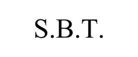 S.B.T.