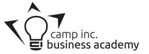 CAMP INC. BUSINESS ACADEMY