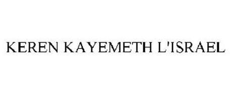 KEREN KAYEMETH L'ISRAEL