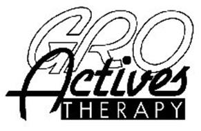 GRO ACTIVES THERAPY