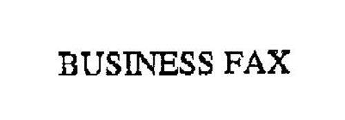 BUSINESS FAX