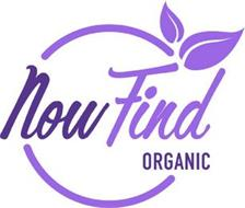 NOW FIND ORGANIC
