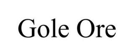 GOLE ORE