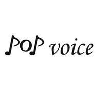 POP VOICE