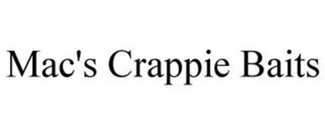 MAC'S CRAPPIE BAITS