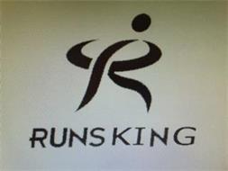 R RUNS KING