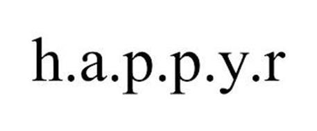 H.A.P.P.Y.R