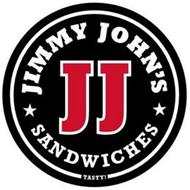 JIMMY JOHN'S JJ SANDWICHES TASTY!