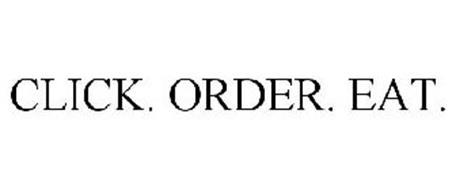 CLICK. ORDER. EAT.